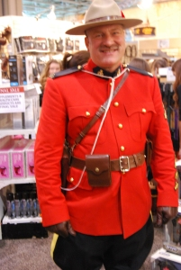 RCMP Mountie and former member of the Musical Ride