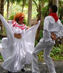 1. Dominican Dancers