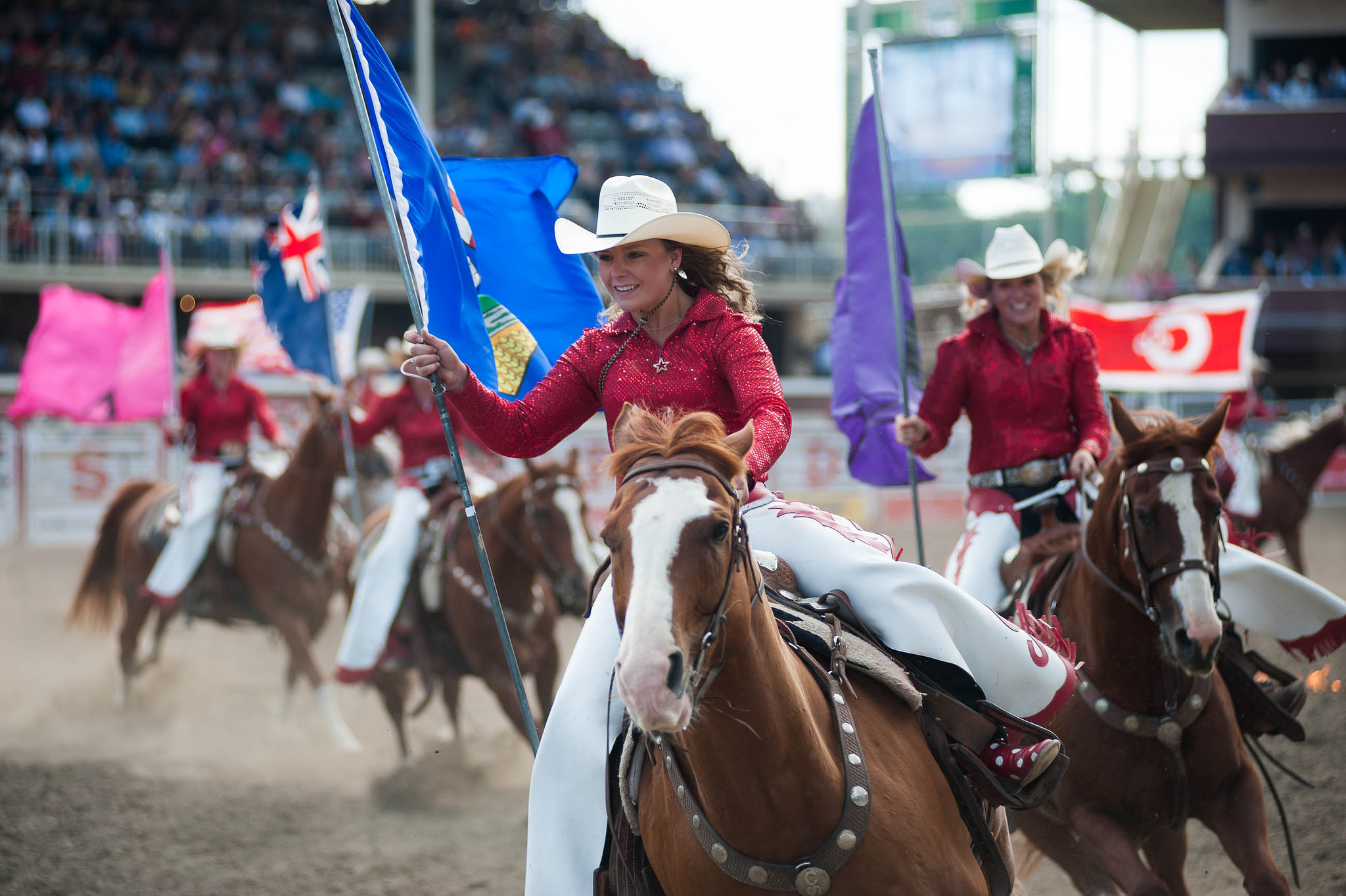 Calgary Stampede Comes To Toronto And I Want To Go To
