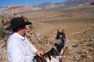 trail riding Las Vegas