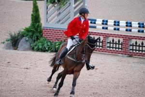 Rider Jessica Phoenix