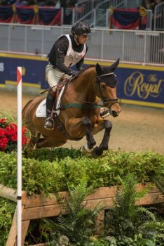 Eventing Royal Winter Fair 2015