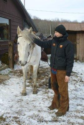 horse trail ride rawhide adventures