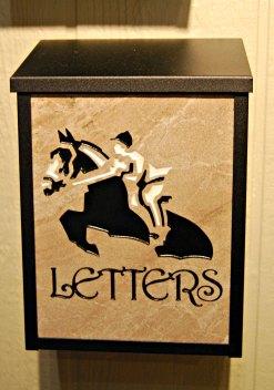 horse-mailbox
