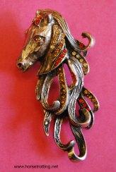 horse-pin