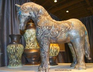 horse-statue