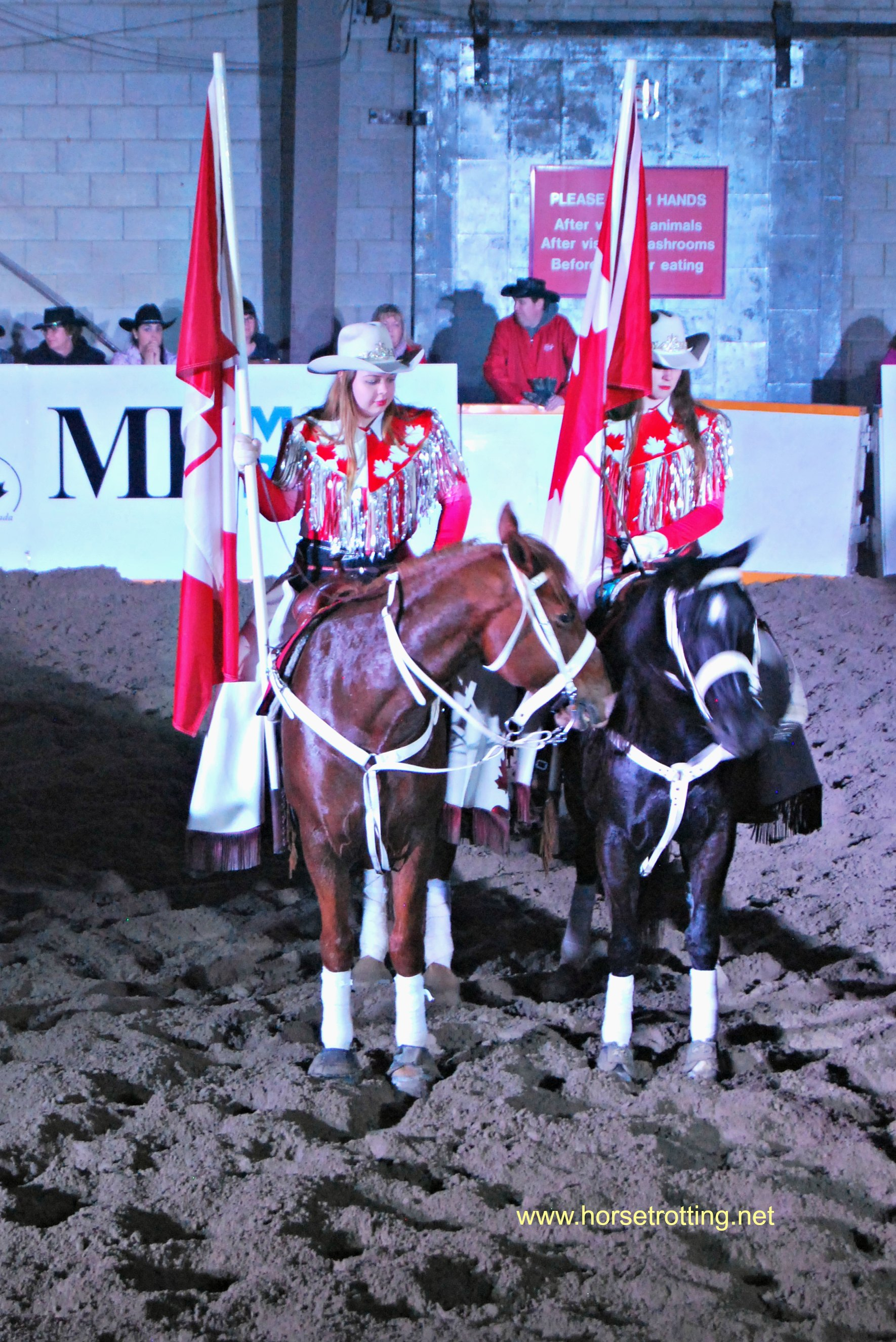 Canadian Cowgirls Can-Am All Breeds Equine Expo 2017