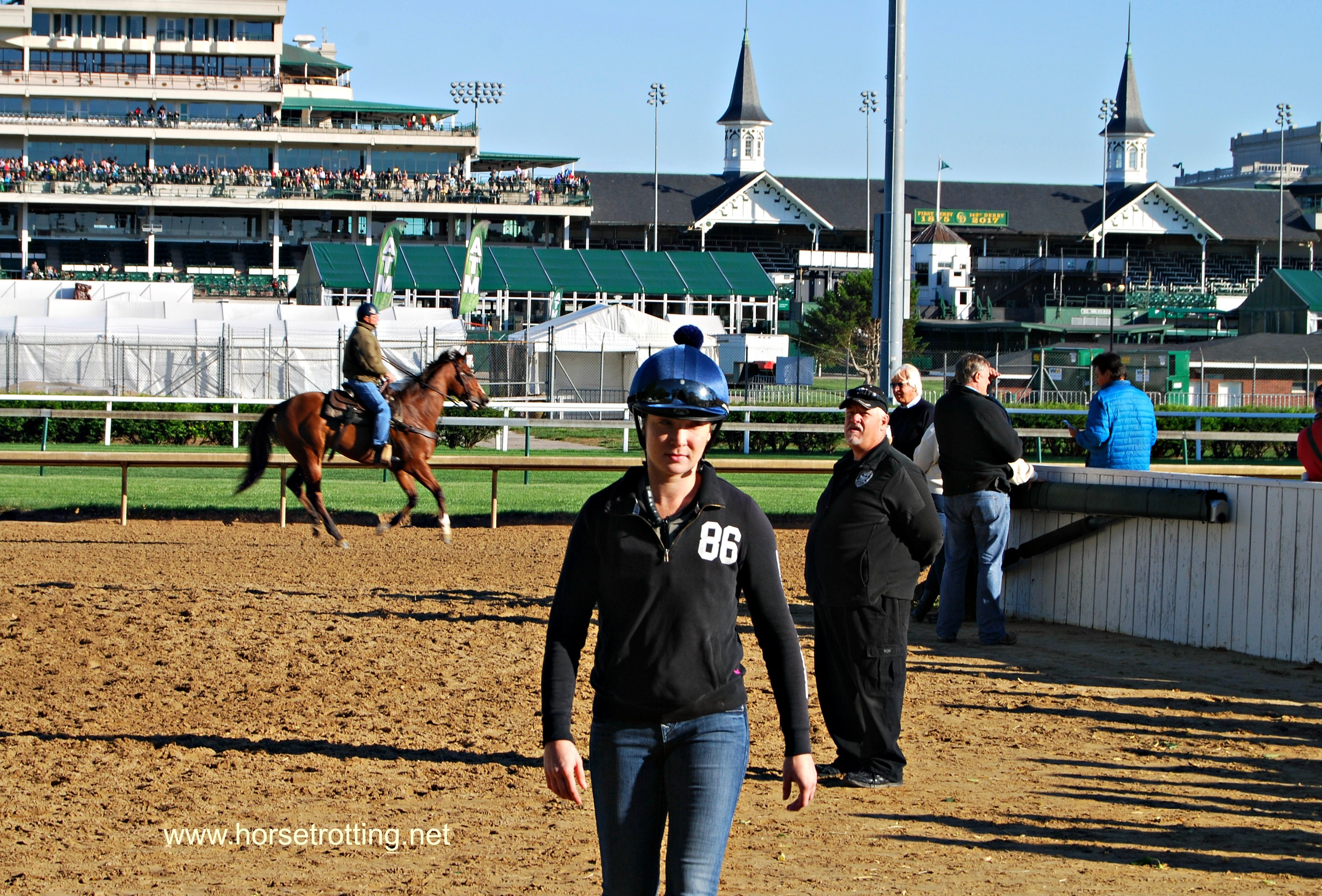 backside tour churchill downs 4 | global travel for horse lovers