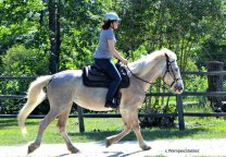Riding at Wampee Stables, North Myrtle Beach