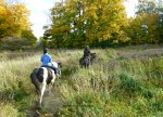 Mantracker Adventure at Conestoga River Horse Adventures, Waterloo, Ontario