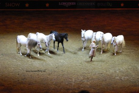 royal winter fair horse theatre 2016