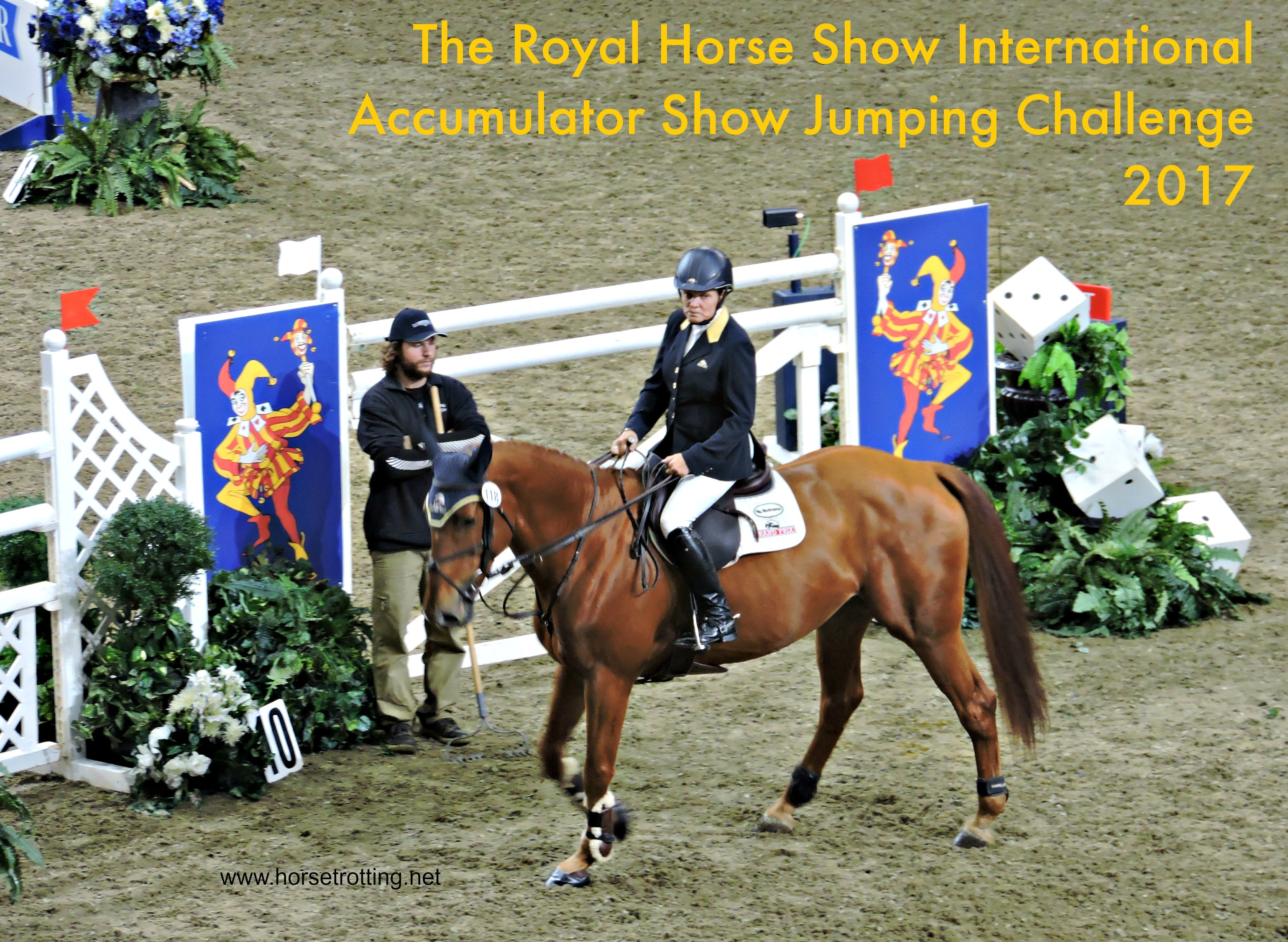 Travel Toronto (Part IV): The Royal International Accumulator Show Jumping Challenge