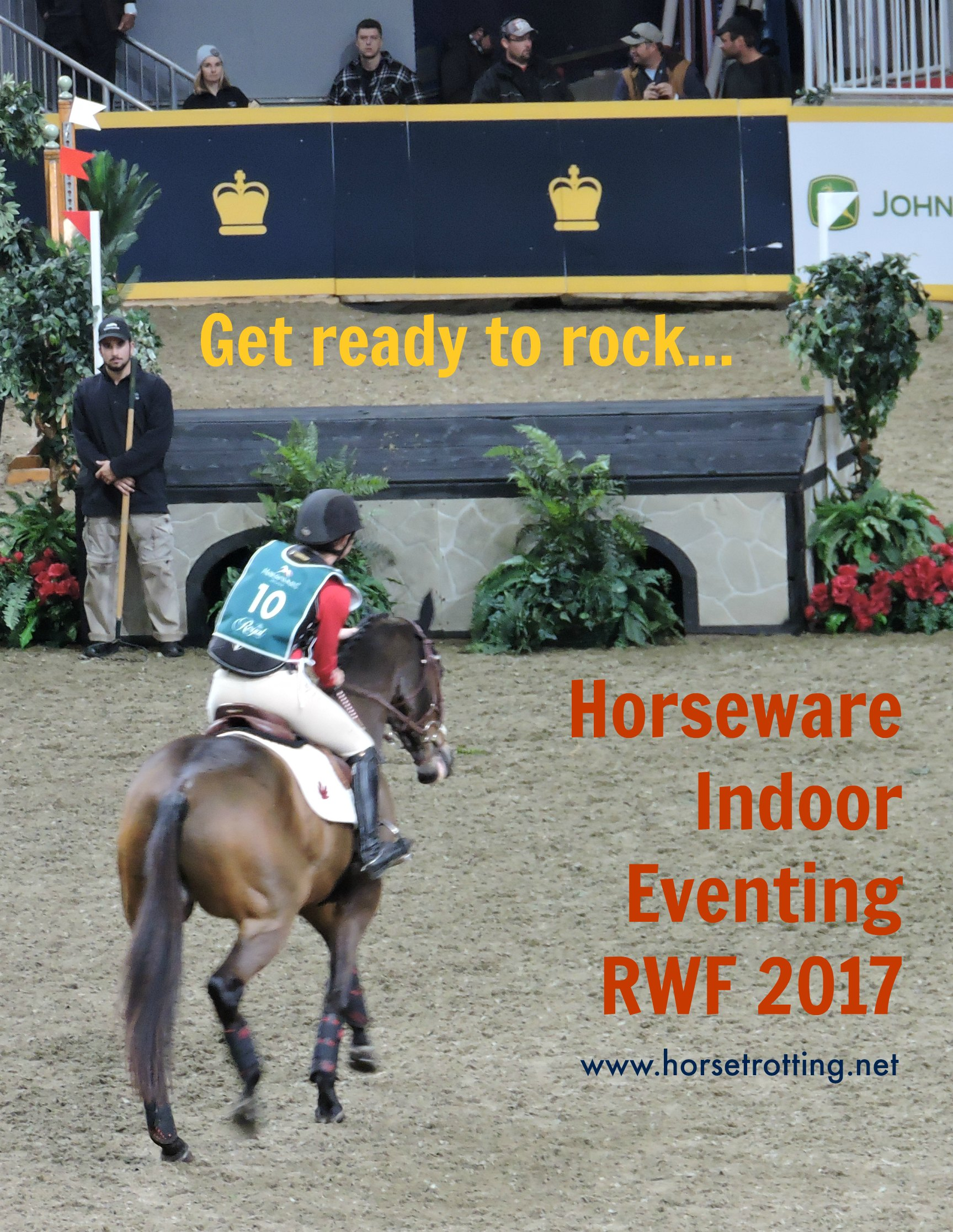 Royal Winter Fair (Part II): Horseware Indoor Eventing Competition Finals