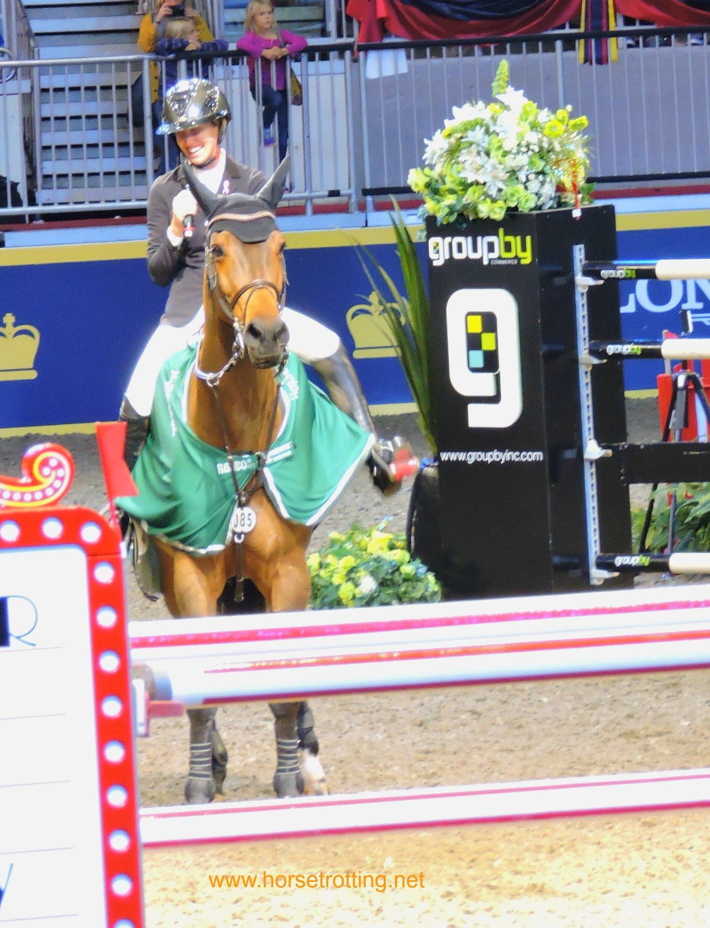 Amy Millar Royal Winter Fair Horse Show 2017