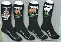 horse socks www.horsetrotting.net