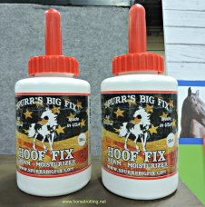 spurr's hoof fix horse product
