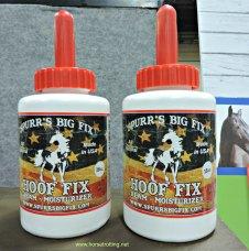 spurr's hoof fix horse product