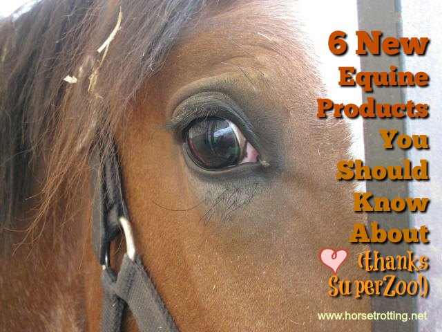 6 New Equine Products You Should Know About (Thanks SuperZoo!)