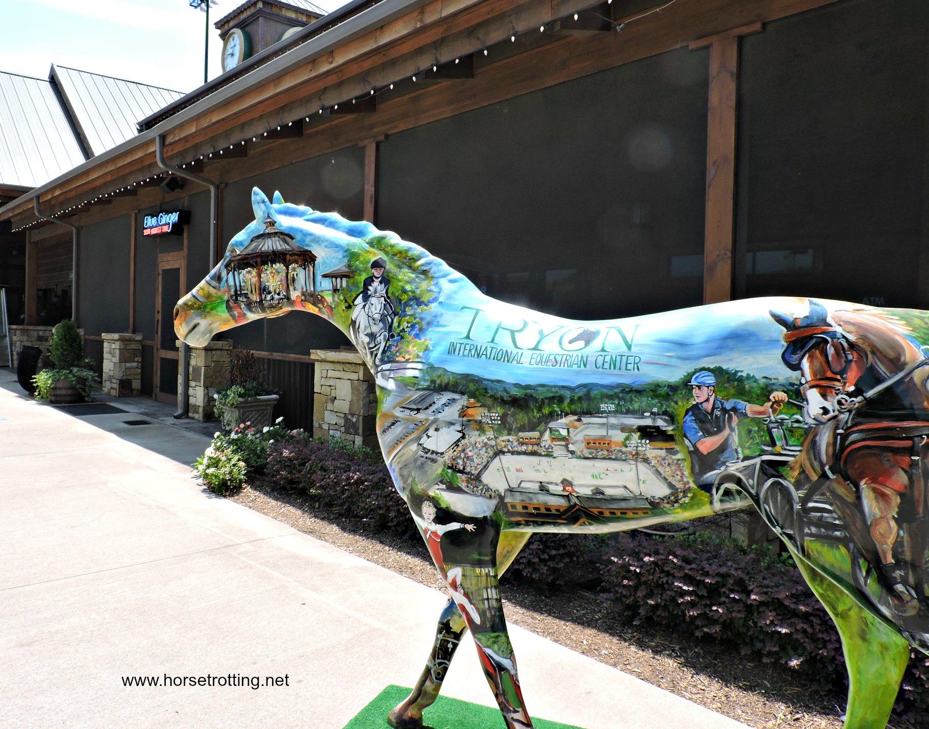 Tyron International Equestrian Center, North Carolina