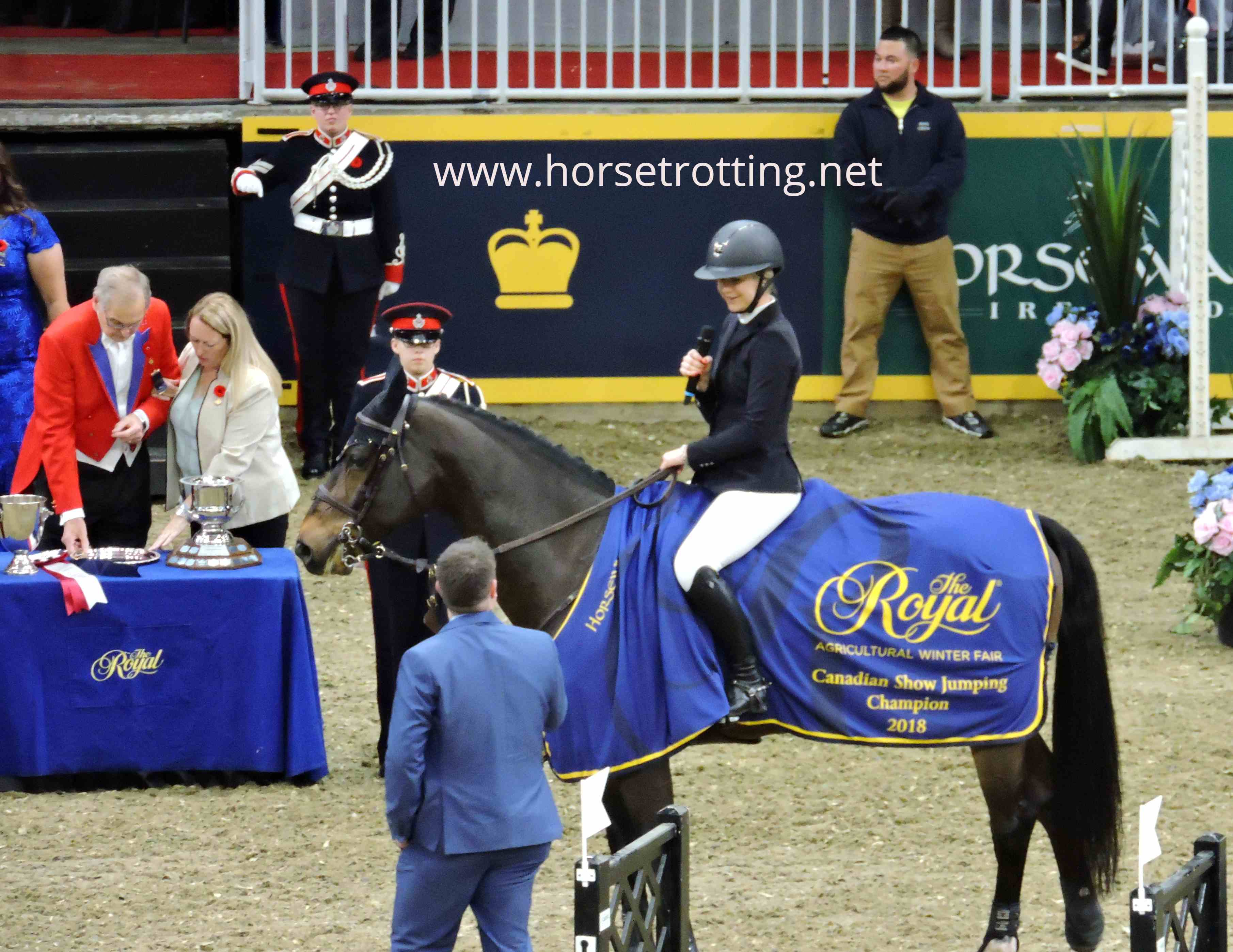Royal Winter Fair Horse Show Part II: Canadian Show Jumping Finals