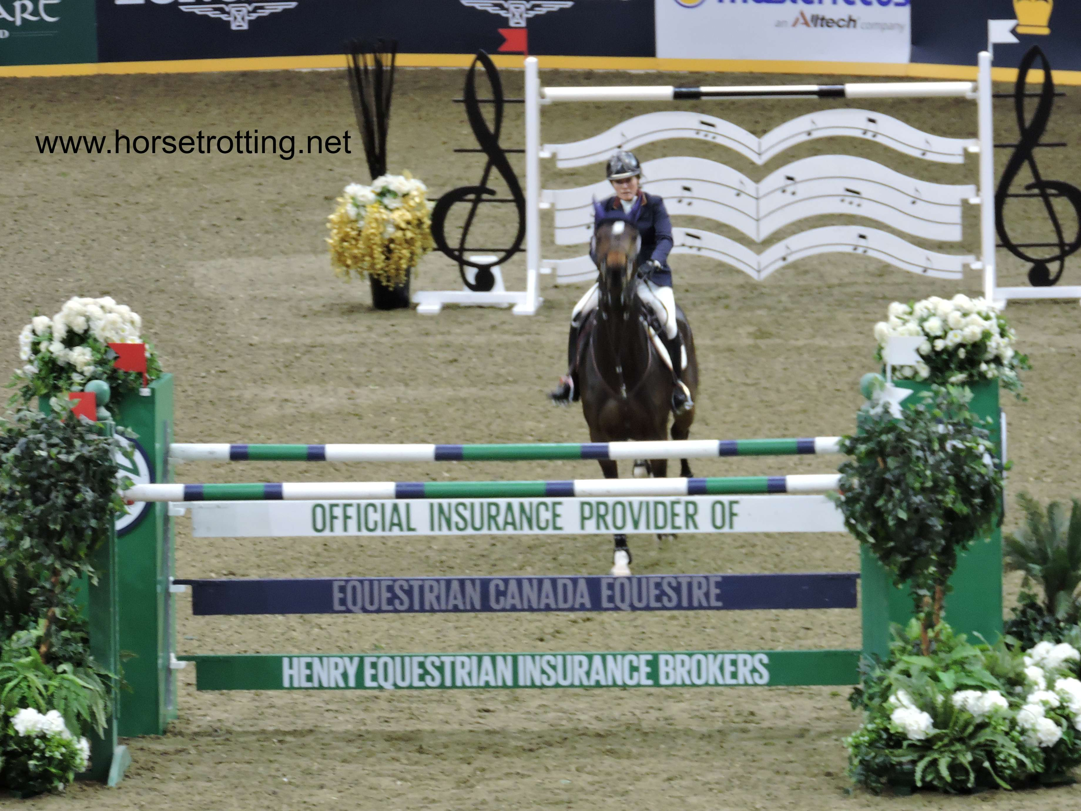 Toronto: Beth Underhill Wins! Royal Horse Show Canadian Show Jumping Awesome Finals…